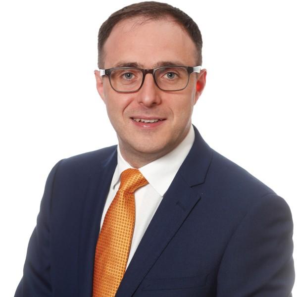 Minister Troy headshot
